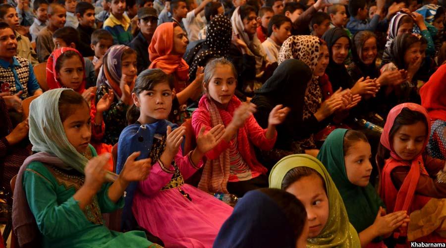 Farhad Darya, Save the children (11)