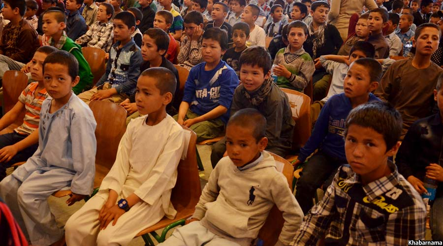 Farhad Darya, Save the children (12)