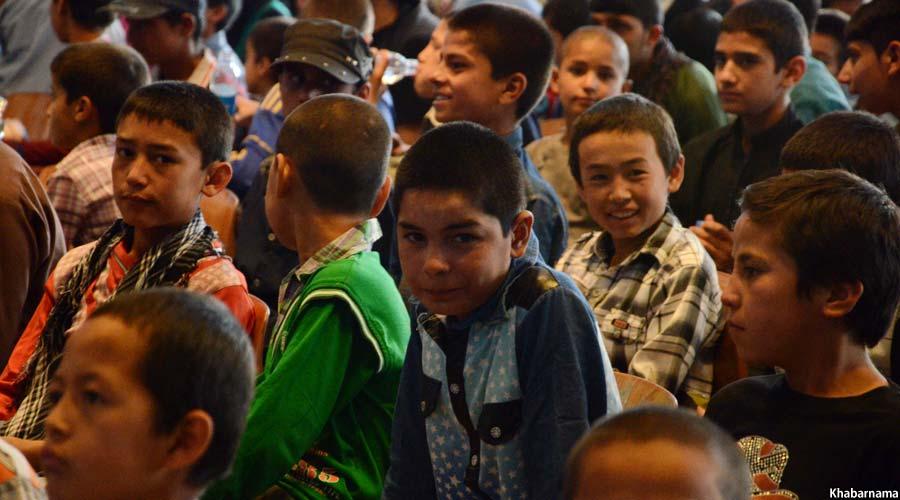 Farhad Darya, Save the children (2)