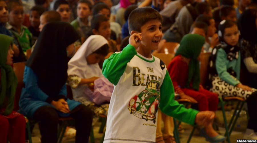 Farhad Darya, Save the children (25)