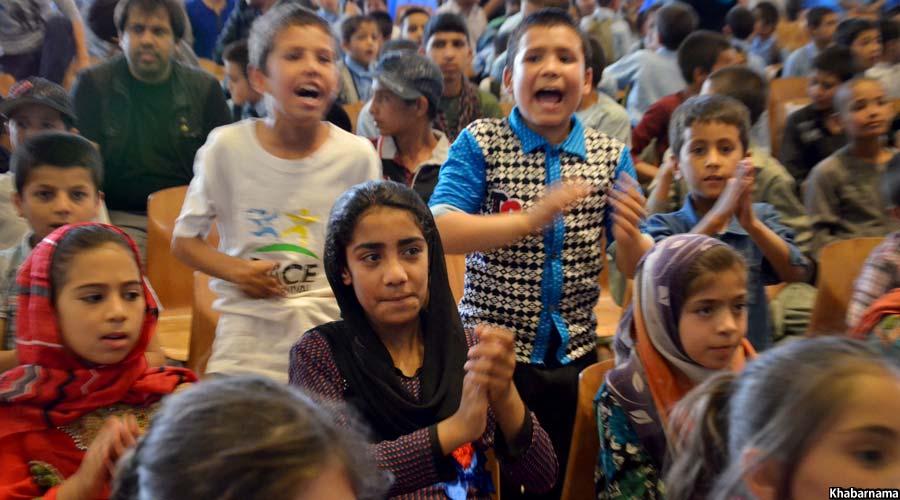 Farhad Darya, Save the children (29)