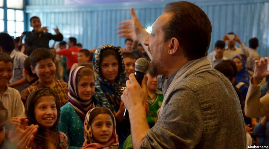 Farhad Darya, Save the children (32)
