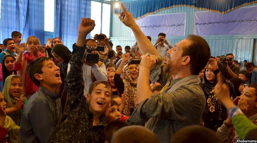 Farhad Darya, Save the children (33)