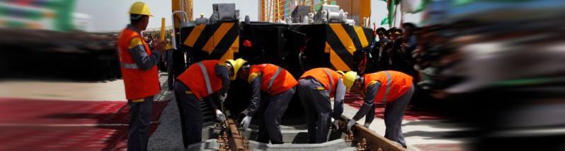 بهرهبرداری از راهآهن ترکمنستان و افغانستان در آیندهی نزدیک