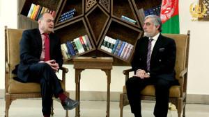 سفیر ایتالیا در دیدار با دکتر عبدالله گفته است که ایتالیا 92 میلیون دالر را روی راه آهن هرات-چشت سرمایه گذاری میکند