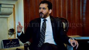 وزیر زراعت افغانستان حین مصاحبه با خبرنامه