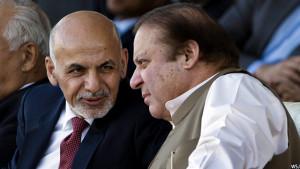 Pak and afghan leaders