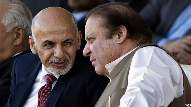 Pak and afghan leaders