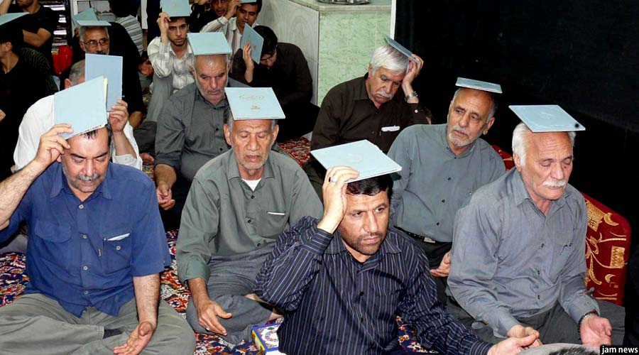 مراسم های دعا در شبهای رمضان بیشتر است