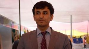 اکبر رستمی، سخنگوی وزارت احیا و انکشاف افغانستان