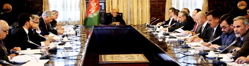 زیربناسازی افغانستان؛ ۱۴ برنامه ی زیربنایی اقتصادی در حال اجرا