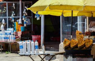 چشمه دوغ؛ کابلیان مشتری های دائمی این منطقه شمالی