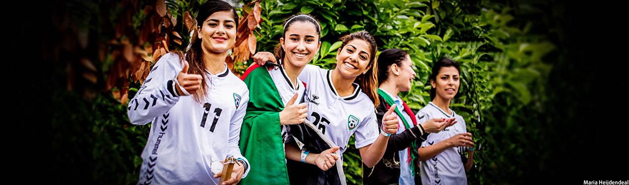 رقابت های جنوب آسیا؛ چهارمین حضور تیم فوتبال زنان افغانستان