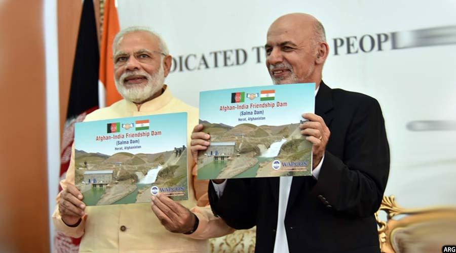 بند سلما بنام بند دوستی افغان-هند مسمی شد