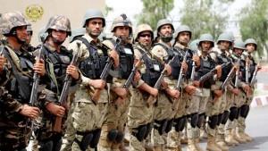 Afghan Military
