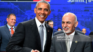 Ashraf and obama