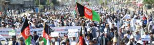 Deh-Mazang-Protest