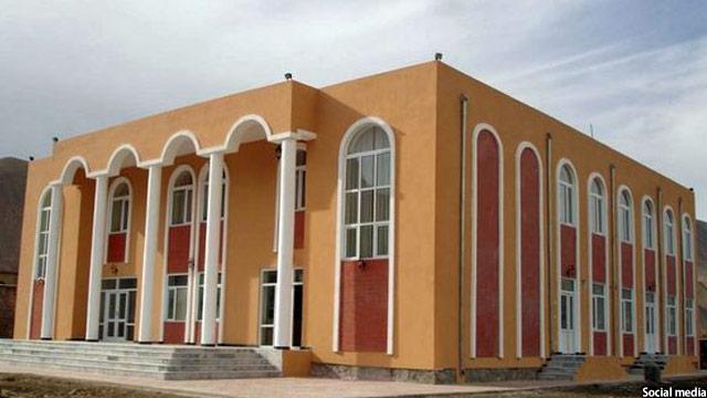 Ismaili palace