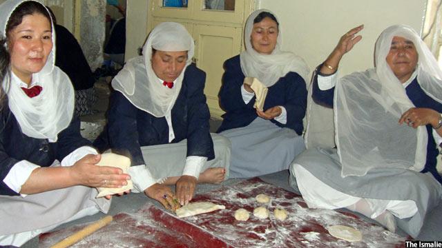 Ismaili women
