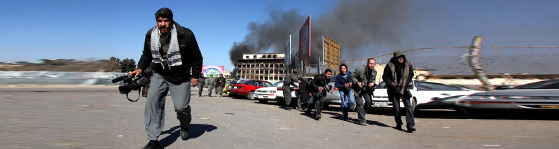 ۲۰۱۶؛ خشونت بارترین سال برای خبرنگاران در افغانستان