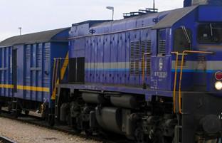 راه آهن غربی؛ پروژه راه آهن هرات-خواف آغاز به کار کرد