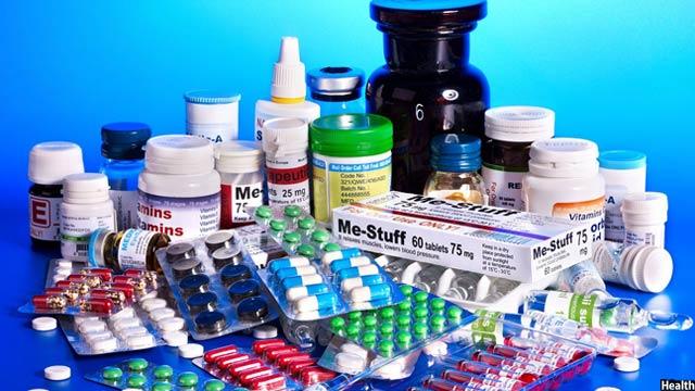 Pak-medicin