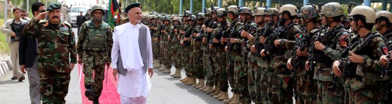 رییس جمهور افغانستان: تا چند هفته دیگر داعش را نابود کنید