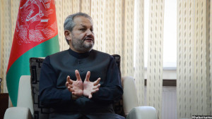 afghan health minister