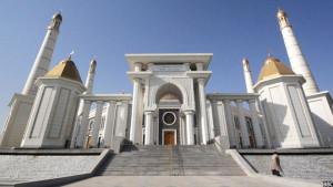 Ashgabat-Turkamanistan