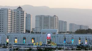 Ashgabat-city