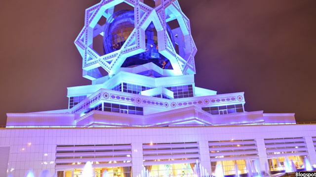 Ashgabat-marble