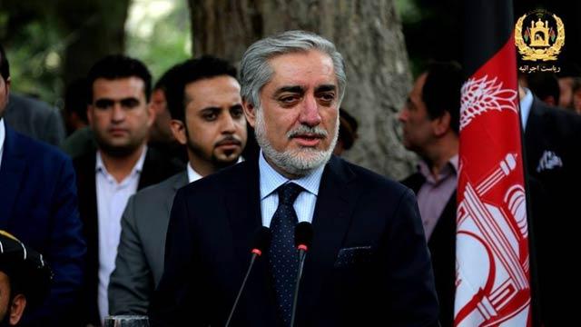 دکتر عبدالله رییس اجرایی افغانستان