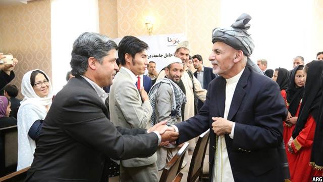Ghani-In-Bamyan