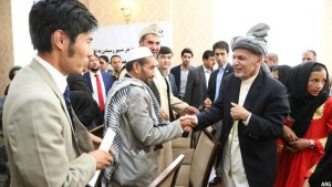 Ghani-in-Bamyan-Province