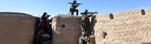 Afghanistan War ANSF