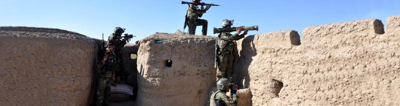 استراتژی خونبار؛ طالبان جنگ جبههیی را در افغانستان دنبال میکنند