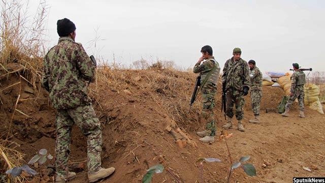 Helmand-war