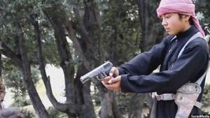 ISIS-traning
