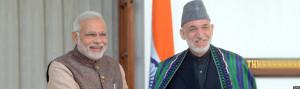 Karzai-in-India