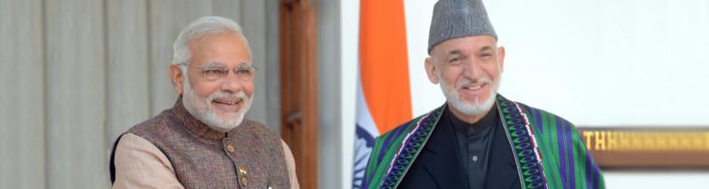 مدافع هند؛ حامد کرزی جنگ نیابتی دهلی نو را رد کرد