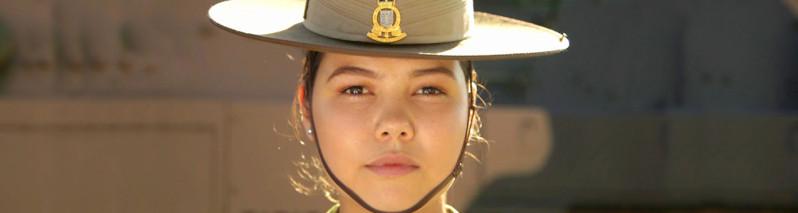 عروج یک مهمان ناخوانده؛ نخستین دختر هزاره در ارتش استرالیا