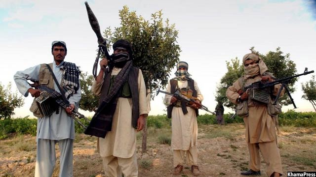 Nangarhar-Taliban
