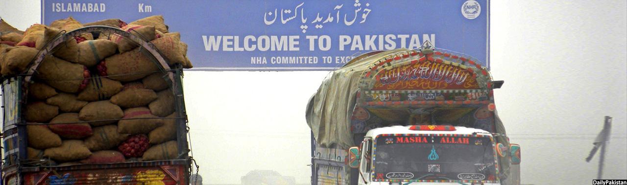 کاهش واردات از پاکستان؛ آیا افغانستان محصولات پاکستان را تحریم کرده است