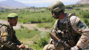US-Afghan-Forces