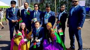 afghan-team
