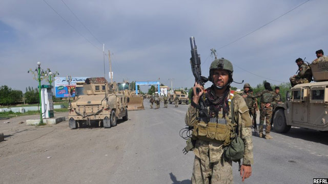 رییس جمهوری این مطلب را در نشست اضطراری که به منظور بررسی تدابیر بیشتر امنیتی در ولایت ننگرهار دایر شده بود، ابراز کرده است