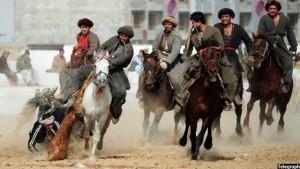 بزکشی جذاب ترین بازی و ورزش سنتی و ملی افغانستان است