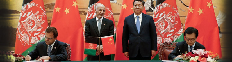 ورود به گورستان امپراطوری ها؛ ترس و امید غول اقتصادی آسیا در افغانستان