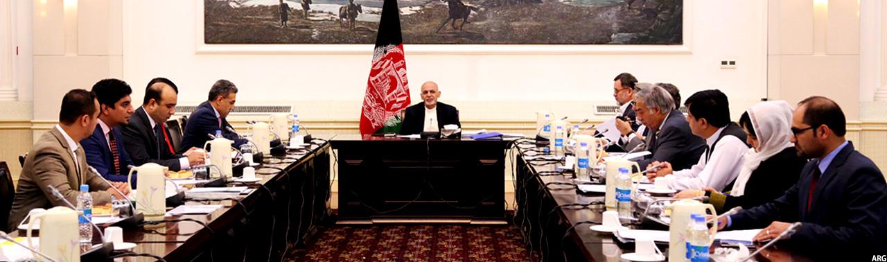 افغانستان مرکزی؛ ۱۰ بزرگ راه افغانستان ساخته می شود