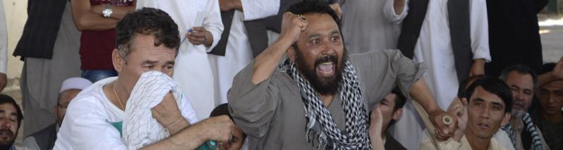 بازماندگان قربانیان روشنایی؛ تاکید بر ادامه اعتراضات مدنی در افغانستان